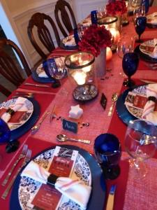 GNI - Table Setting